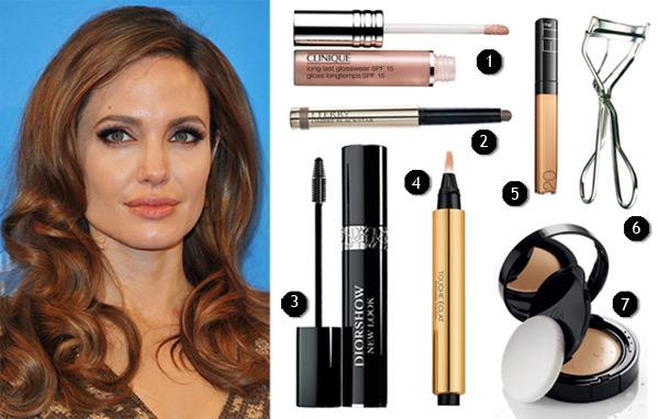 Consigue el 'look' de... Angelina Jolie
