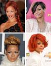 ¿Quieres ver cómo ha cambiado de 'look' Rihanna?