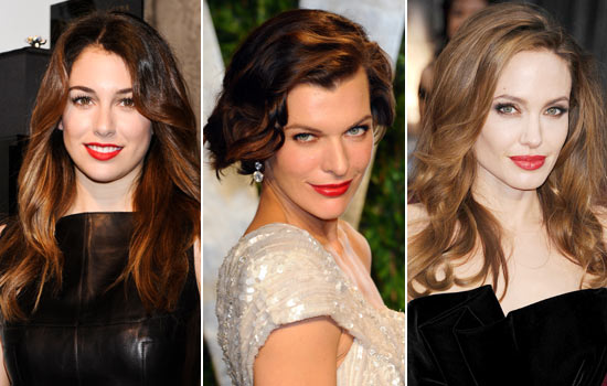 Tendencias de maquillaje: Esta primavera, ¡apuesta todo al rojo!