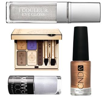 Oro, plata y bronce: tiñe tu maquillaje con los colores de las Olimpiadas