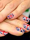 Y la tendencia ganadora de Londres 2012 es... ¡la manicura patriótica!