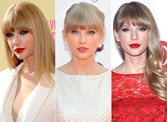 Taylor Swift: no te pierdas sus 'looks' para sacar partido a tu flequillo