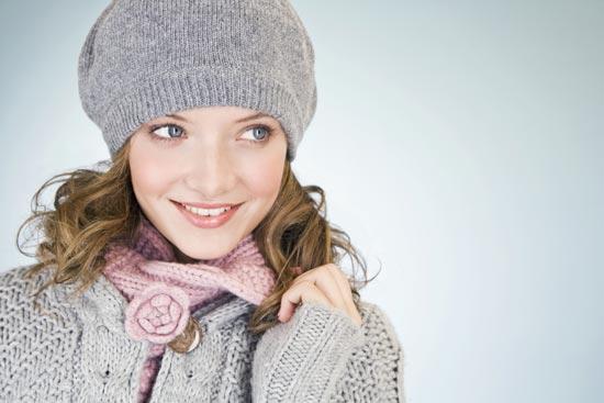 C mo afronta tu cabello el fr o - Temperatura calefaccion invierno ...