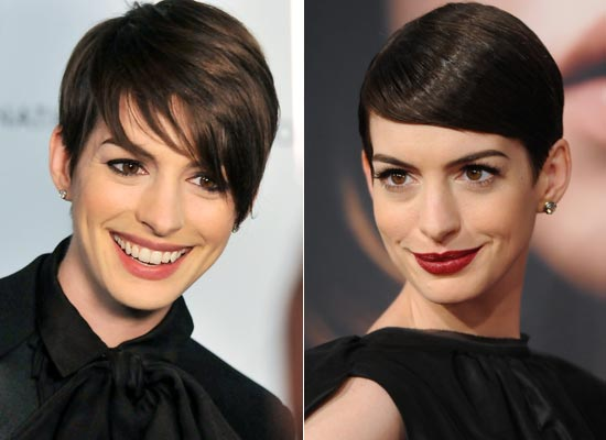 El 'look' de Anne Hathaway convence a nuestros internautas