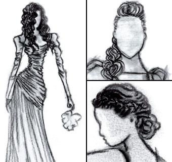 Ondas, recogidos trenzados, moños clásicos... ¿qué peinado triunfará en los Goya?