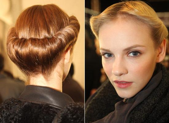 'Looks' de pasarela: entramos en el 'backstage' de Carolina Herrera y Dolce & Gabbana
