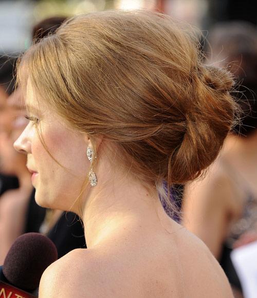 Peinados de alfombra roja, paso a paso: Amy Adams y Nicole Kidmam, en los Oscar
