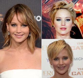 ¿Qué 'look' de Jennifer Lawrence ha conquistado a nuestros lectores?