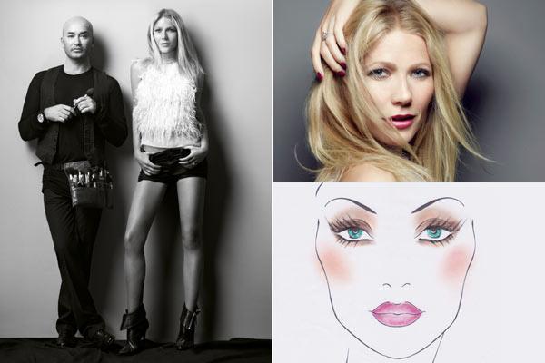 Inspírate en Gwyneth Paltrow para tus 'looks' de fiesta