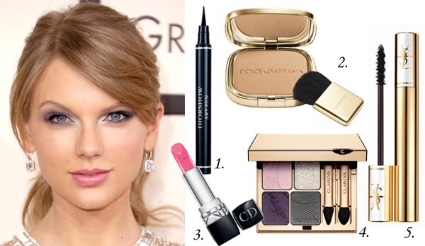 Consigue el 'look' de... Taylor Swift
