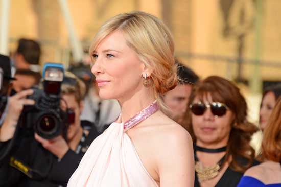 Cate Blanchett en seis 'looks', ¿con cuál te quedas?