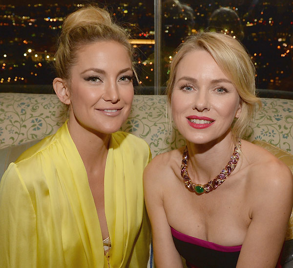 Duelo 'beauty': Kate Hudson 'vs' Naomi Watts