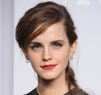 El recogido 'messy' de Emma Watson convence a nuestros lectores