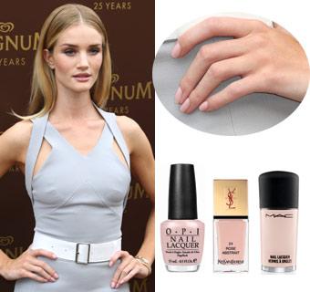 Uñas 'nude': ¿te apuntas a la manicura más natural?