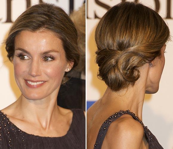 Peinados para una futura reina foto 28 - Fotos de recogidos bajos ...
