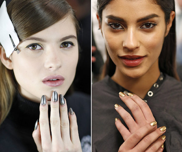 Tres tendencias para vestir tus uñas este otoño