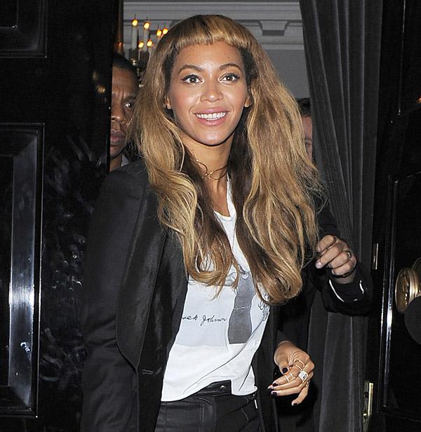 Beyoncé estrena 'look': ¿Ha acertado con su nueva imagen?