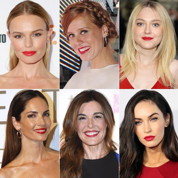 Labios rojos: Come, besa, ama... ¡y siempre perfectos!