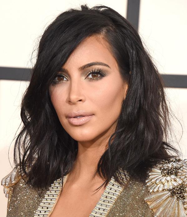Kim kardashian pelo corto 2018