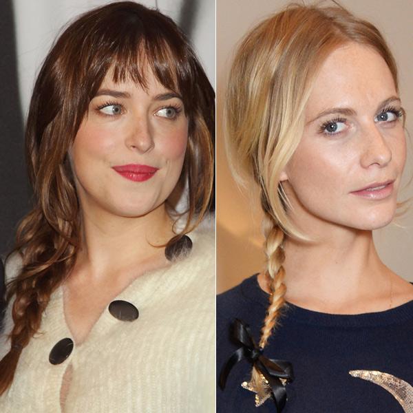 40 peinados con trenzas más allá de las que pusieron de moda la reina Letizia y Olivia Palermo