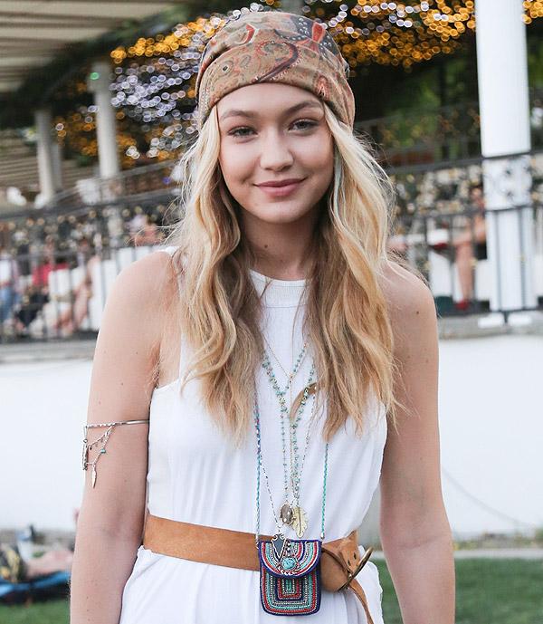 'Hippy & messy': 40 peinados inspirados en Coachella
