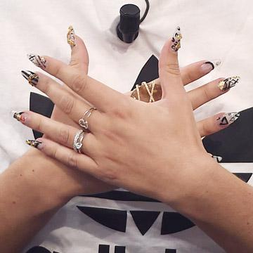 Alerta 'beauty' para las más atrevidas: ¿vuelven a estar de moda las uñas de gel?