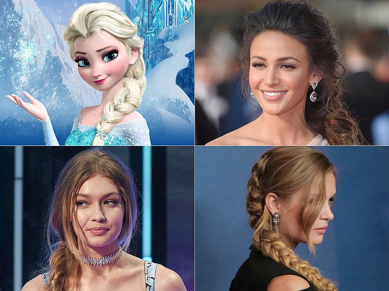 Una trenza para 'princesas' modernas
