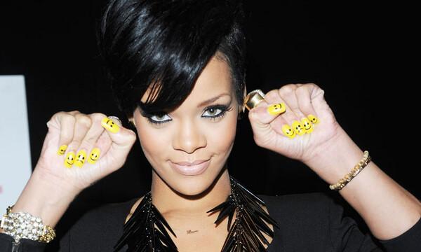 Customiza Tus Uñas Como Rihanna Tres Originales Propuestas