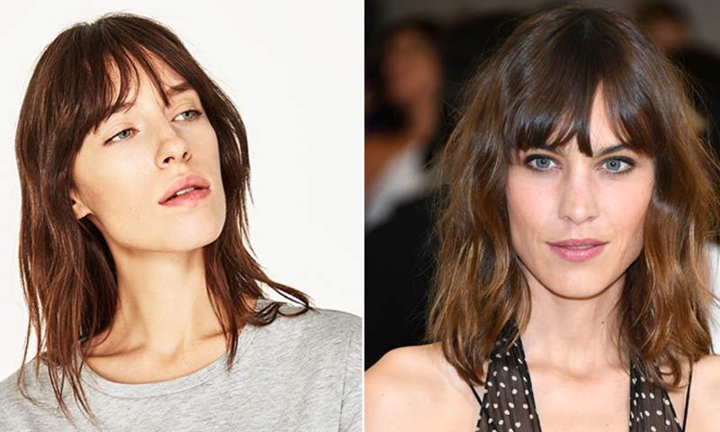 Los peinados de Zara 'vs' los 'looks' de las 'celebrities', ¿quién se inspira en quién?