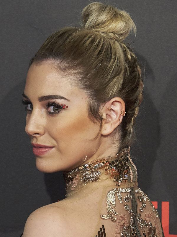 Acogedor peinados blanca suarez Colección de tendencias de color de pelo - Blanca Suárez inspira los 7 peinados de invitada para tus ...