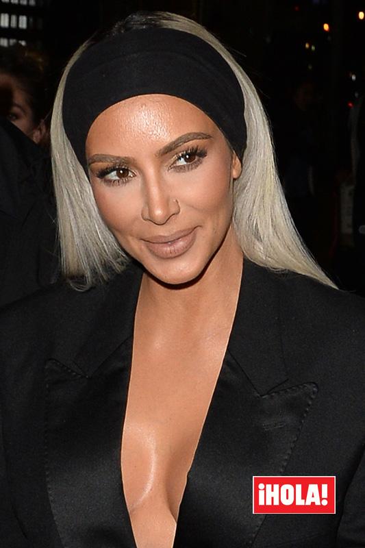 La Solucion De Kim Kardashian Para Un Peinado Perfecto En 3 Minutos