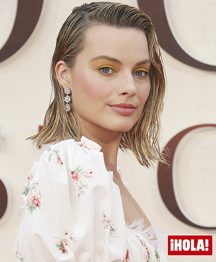 Image result for Margot Robbie pigmento amarillo