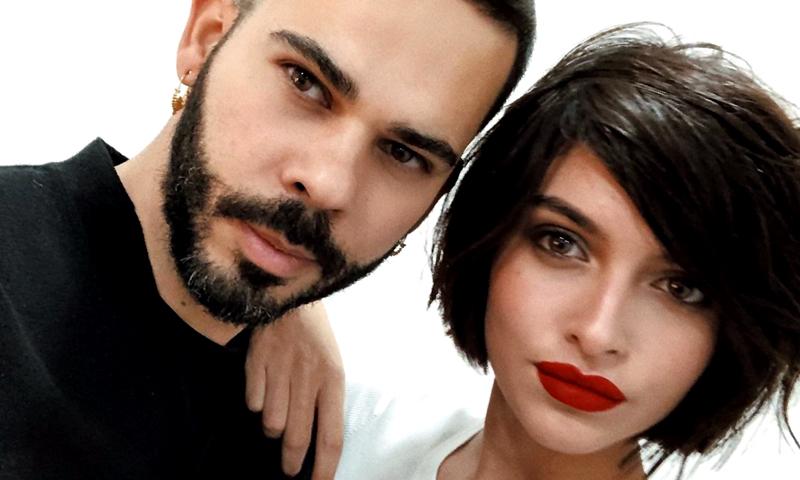 El maquillador de Georgina Rodríguez y Lucía Rivera propone el look que nunca falla