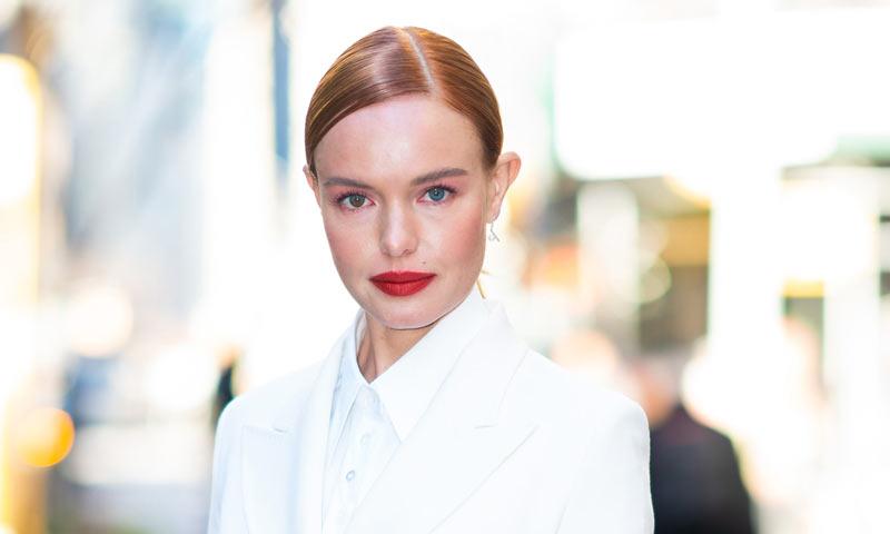 Kate Bosworth, Salma Hayek... Las actrices convertirán el pelirrojo en tendencia de 2019