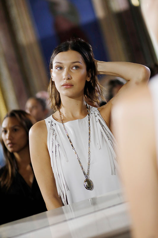 bella-hadid-backstage