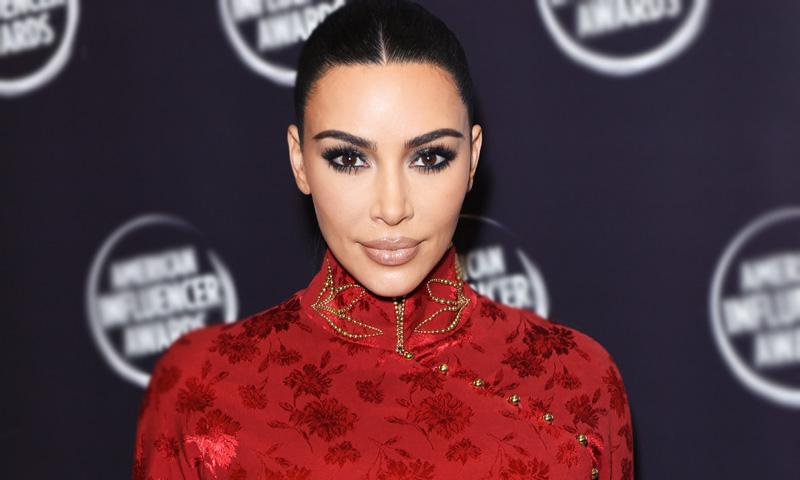 ¿Le ha copiado Kim Kardashian el peinado a Rosalía?