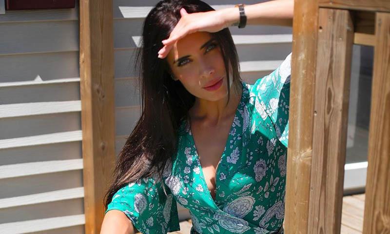 La manicura multicolor de Pilar Rubio que ya adelantó Kylie Jenner