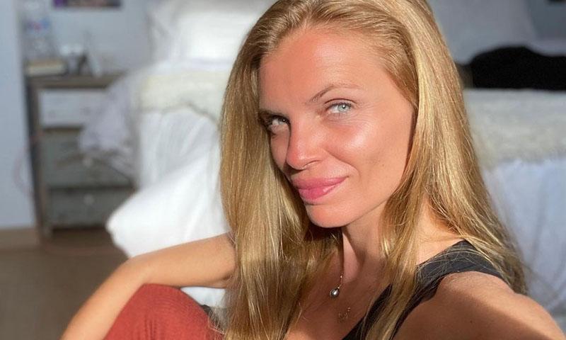 El maquillaje exprés de Esther Cañadas con el que los ojos parecen mucho más grandes