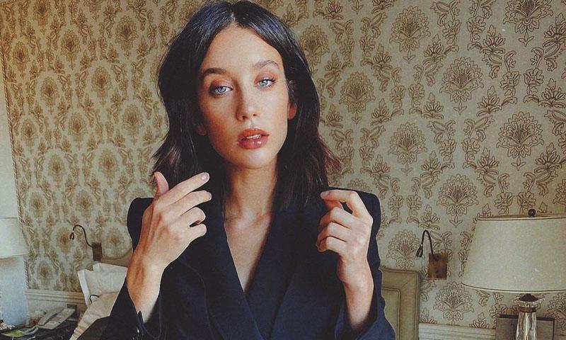 El truco más fácil de María Pedraza para tener volumen cuando llevas el pelo suelto
