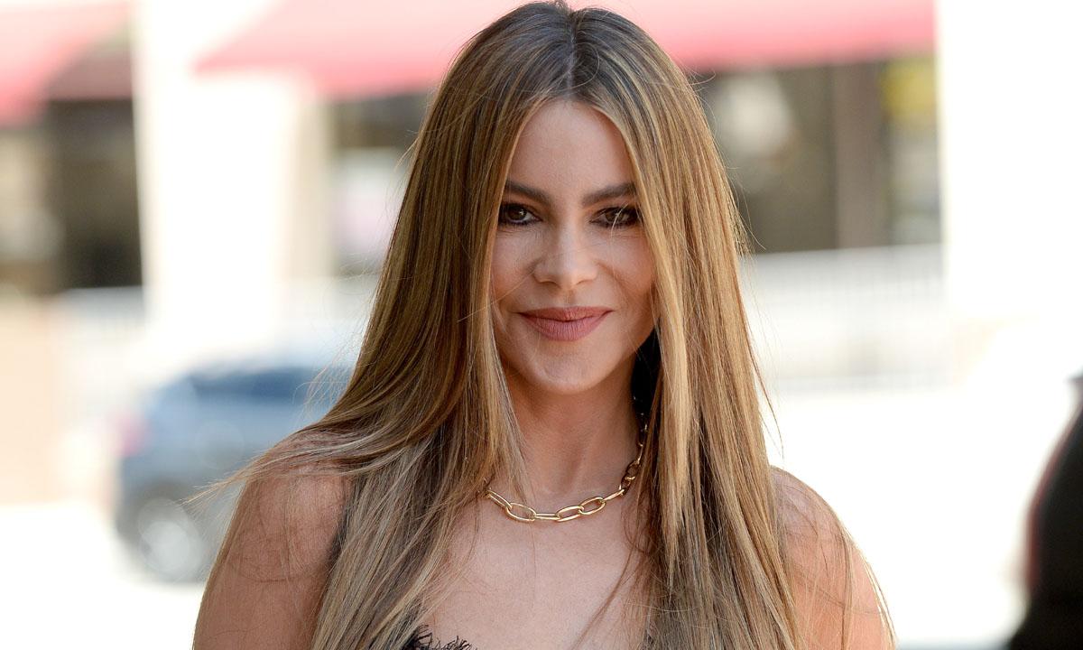 Las mechas de Sofía Vergara son ideales si planeas aclararte el pelo antes del verano
