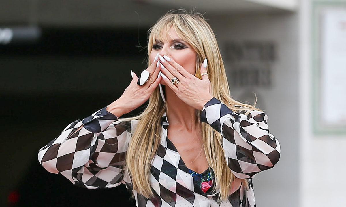 La de Genoveva Casanova, la de Heidi Klum y otras 8 manicuras que querrás este verano