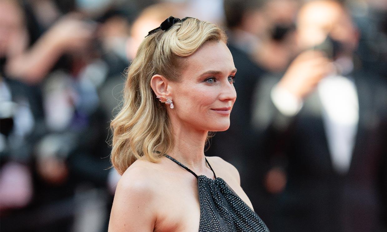 El semirecogido de Diane Kruger en Cannes, el peinado de invitada que resta más años