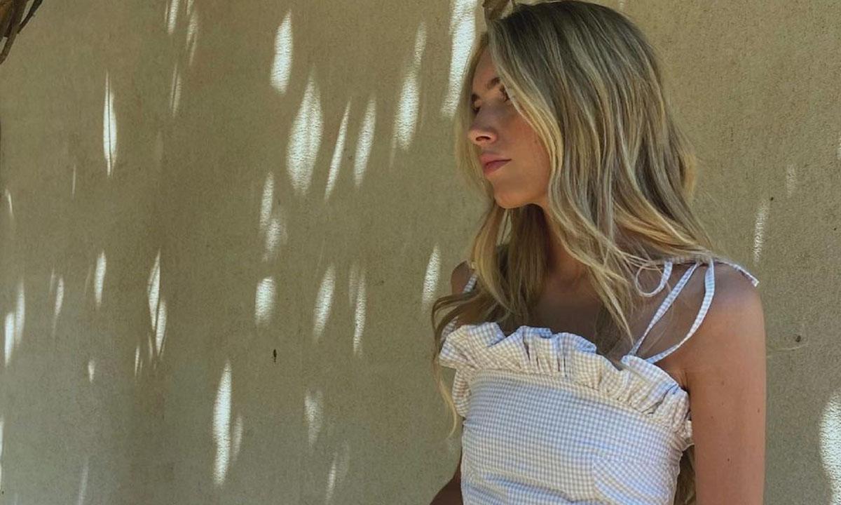 El recogido de invitada más bonito es la coleta 'bubble' de Daniela Figo