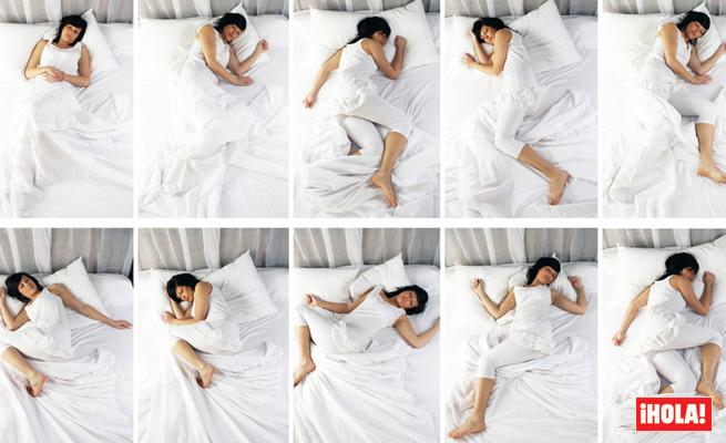 mejor posicion para dormir embarazadas