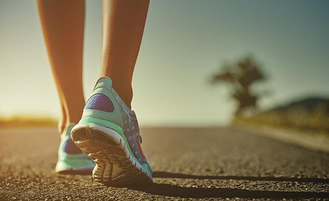 Cantidad de pasos diarios para bajar de peso