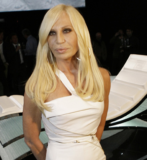 Donatella versace noticias fotos y biograf a de for Biografia de donatella versace