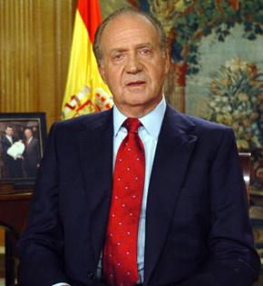 El Rey Emérito Juan Carlos I: