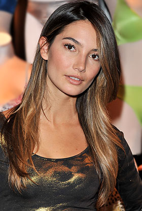 lily aldridge young
