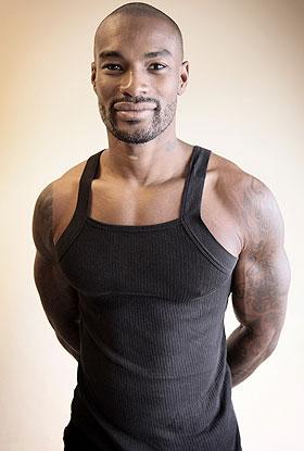 Tyson beckford fotos desnudas