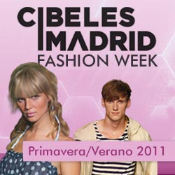 Ir al especial Pasarela Cibeles Madrid Fashion Week - Primavera Verano 2011